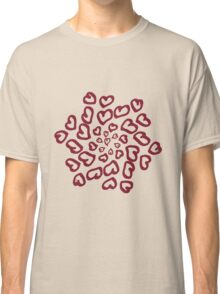 Ring of Hearts Classic T-Shirt