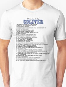 30 reasons to ship Coliver Unisex T-Shirt