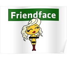 The IT Crowd – Friendface – Maybe Find That Special Someone Poster