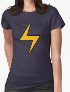Lightning Bolt Logo Emblem T-Shirt