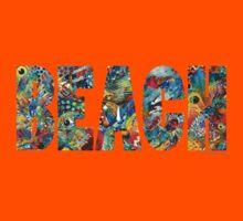 Beach Art - Beachy Keen - By Sharon Cummings Kids Clothes