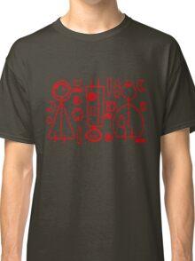 Children Graphics - red design Classic T-Shirt