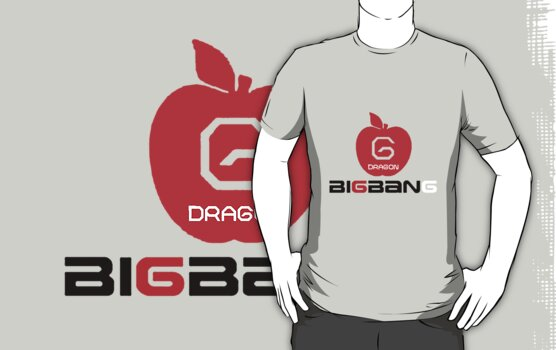G-Dragon Big Bang T-Shirt by rob0234