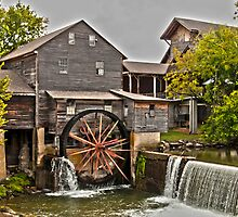 The Old Mill II by LarryB007