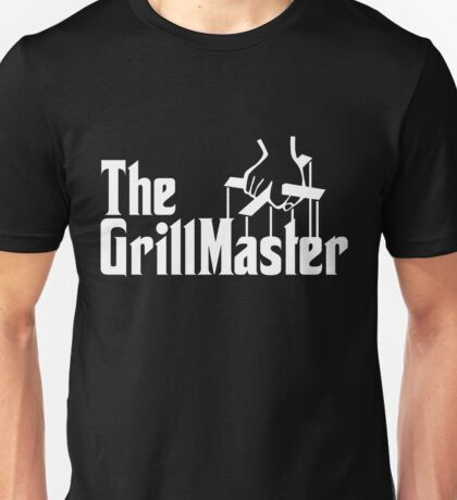 The Grill Master Unisex T-Shirt