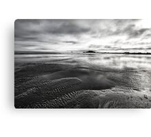 MONOCHROME Canvas Print