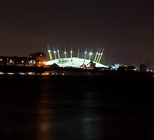The o2 (The Dome) by NILPhotography