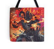 Inhuman Cover Tote Bag