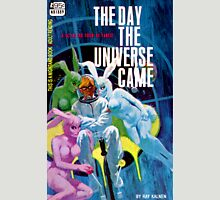 The Day the Universe Came Vintage Bookcover Unisex T-Shirt