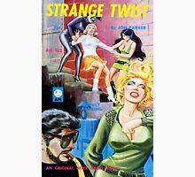 Strange Twist Lurid Vintage Bookcover Unisex T-Shirt