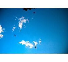 NYC skyscape Photographic Print