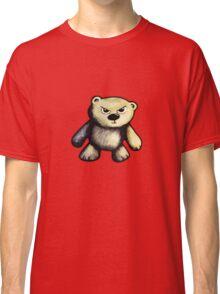 Cute Angry Bear Classic T-Shirt