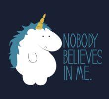 Nobody Believes In Me by PolySciGuy