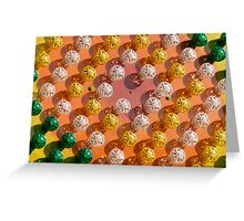 Abstract realism Greeting Card