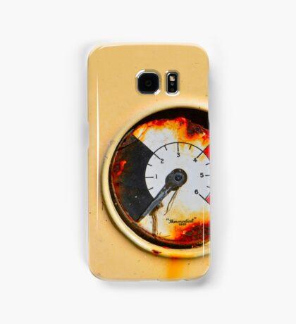 Rusty Dial Samsung Galaxy Case/Skin