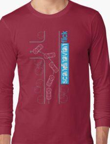 Scandinavian Flick Long Sleeve T-Shirt
