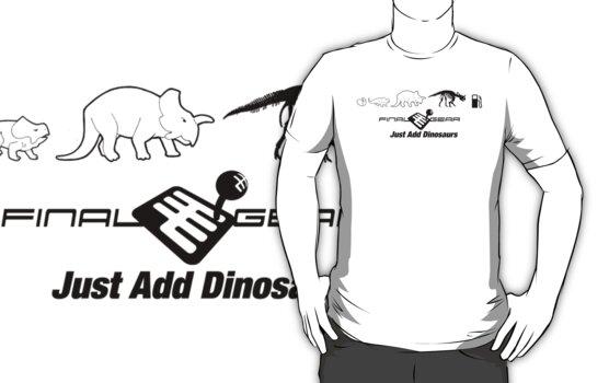 Just Add Dinosaurs by finalgear