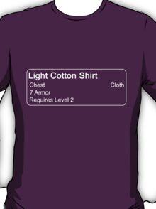 Light Cotton Shirt T-Shirt