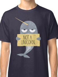 Not A Unicorn Classic T-Shirt