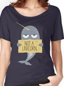 Not A Unicorn Women's Relaxed Fit T-Shirt