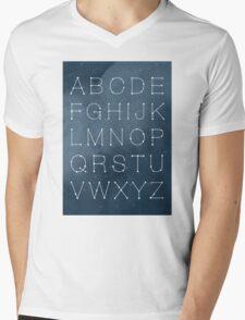 Written In The Stars Mens V-Neck T-Shirt