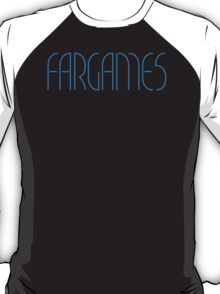 Warehouse 13 Fargames Logo T-Shirt