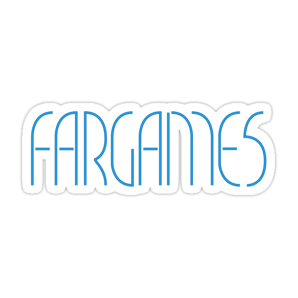 Warehouse 13 Fargames Logo by Christopher Bunye