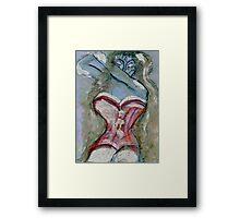 Anthea... Framed Print