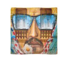 Sunglasses Graffiti Wall Scarf