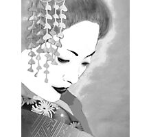The Geisha Photographic Print