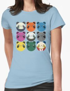 Upamania Womens Fitted T-Shirt