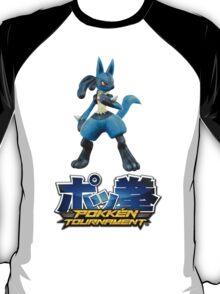 Pokkén Tournament! ~ LUCARIO T-Shirt