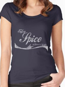Spice (vintage) Women's Fitted Scoop T-Shirt