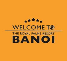 Welcome to banoi  by aaronnaps
