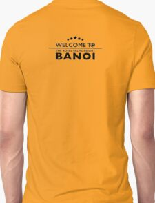 Welcome to banoi  T-Shirt