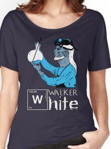 Walker White Women's Relaxed Fit T-Shirt
