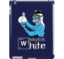 Walker White iPad Case/Skin