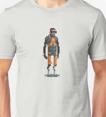 The Man With a Crowbar Unisex T-Shirt