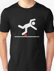 Fall in Love Unisex T-Shirt