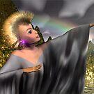 Sorceress by XadrikXu