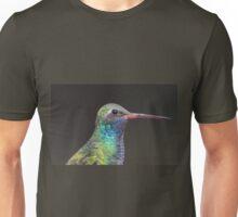 Broad Billed Hummingbird Unisex T-Shirt