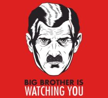Big Brother is Watching YOU! by Aroll510