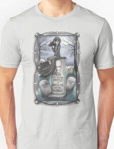Grim Grinning Myrtle Unisex T-Shirt