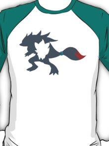 Zorua Evolution T-Shirt