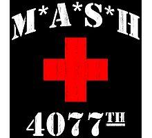 MASH 4077th Photographic Print