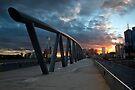 William Barak Bridge by Travis Easton