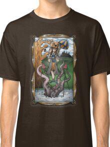 Luna's Haunting Trapeze Act Classic T-Shirt