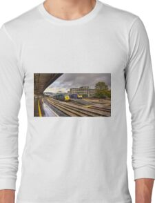 The Old and New Order at Temple Meads  Long Sleeve T-Shirt