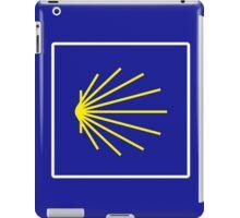 Camino de Santiago Sign, Spain iPad Case/Skin