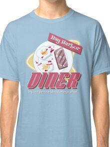 Bay Harbor Diner Classic T-Shirt